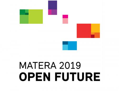 """Verso Matera 2019: """"Atlante delle emozioni delle città"""""""
