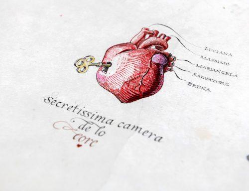"""Matera2019: apertura straordinaria de """"La Secretissima camera de lo Core"""" nel weekend dall'11 al 13 Ottobre"""